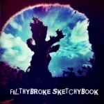 FilthyBroke SketchyBook2