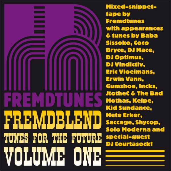 Fremdblend_volumeone